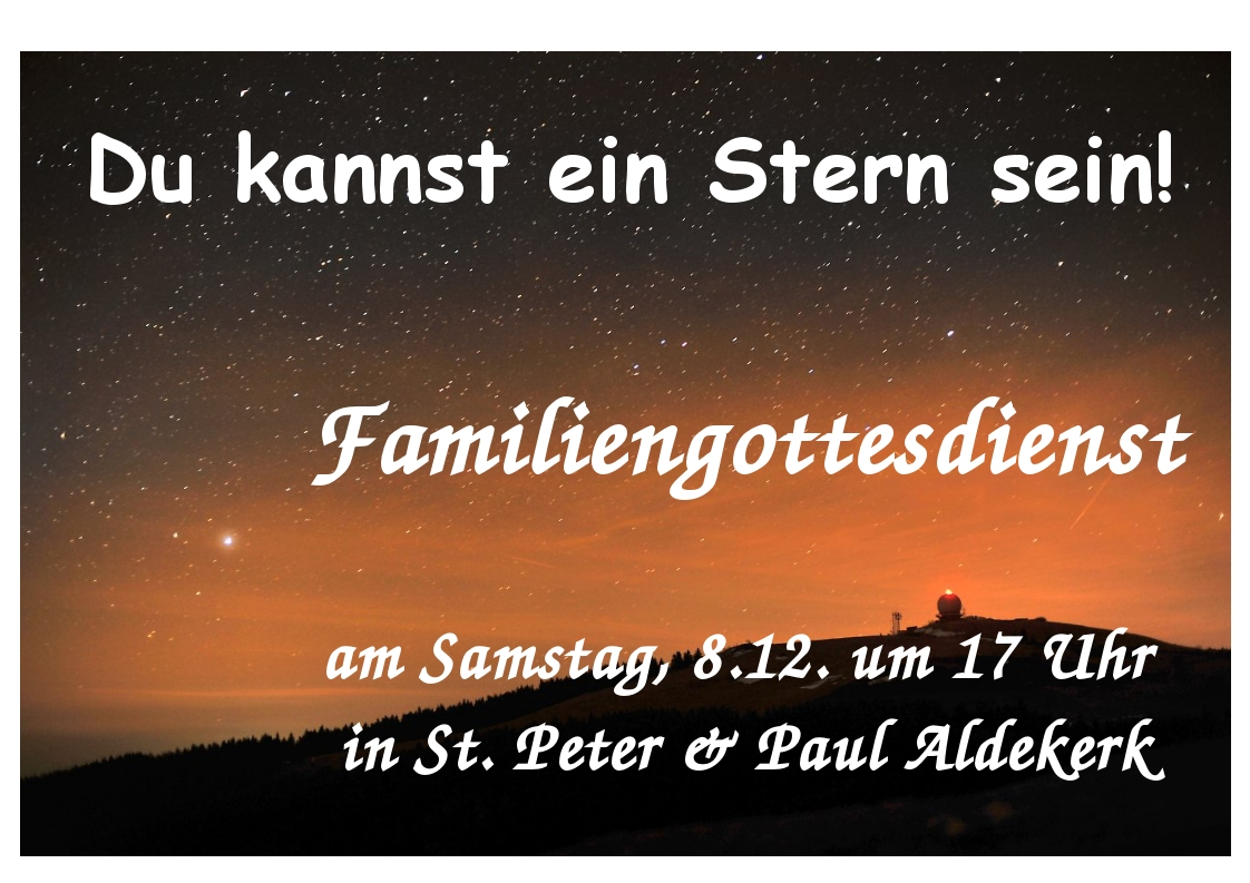 plakat advent 18