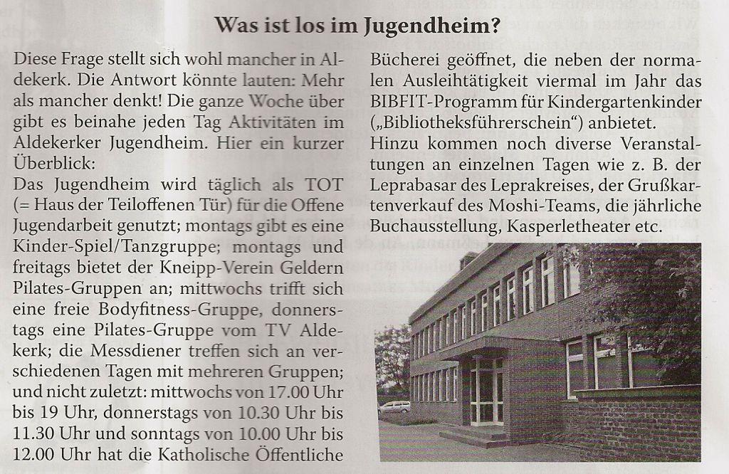 Jugendheim_Aldekerk_Heimatblatt_16.06.2011